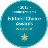 2015 Two Bright Lights Editors' Choice Award
