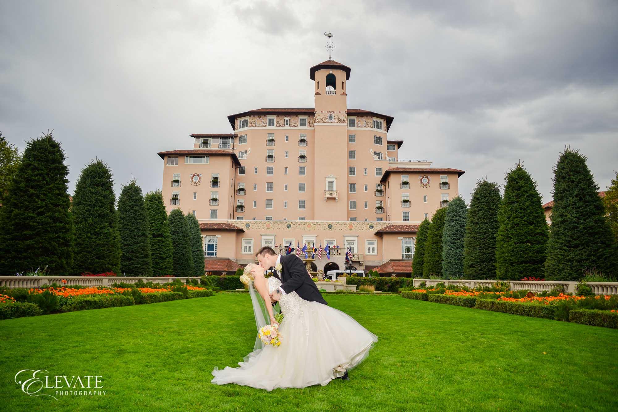 colorado springs wedding the broadmoor