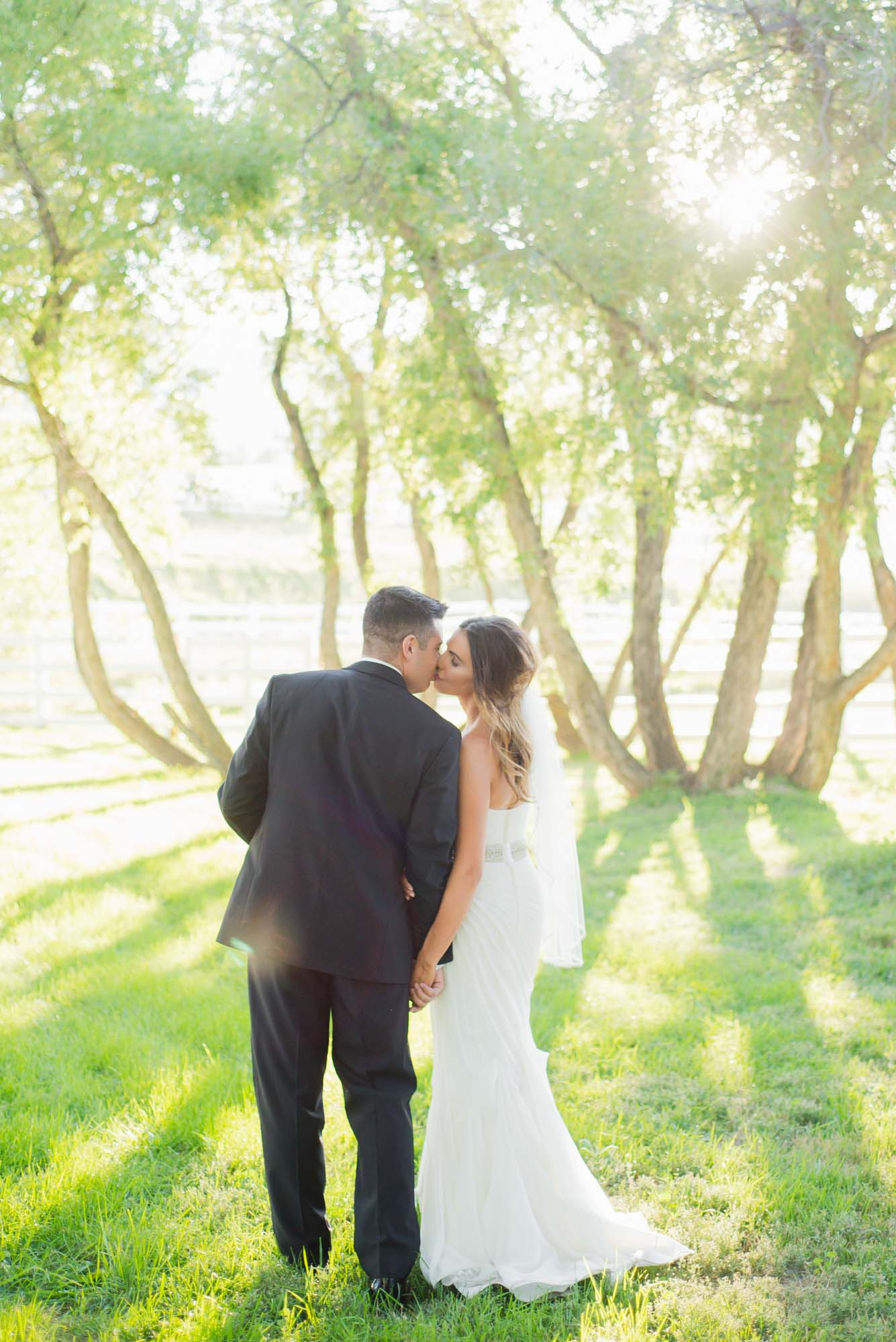 couple in meadow of Crooked Willow