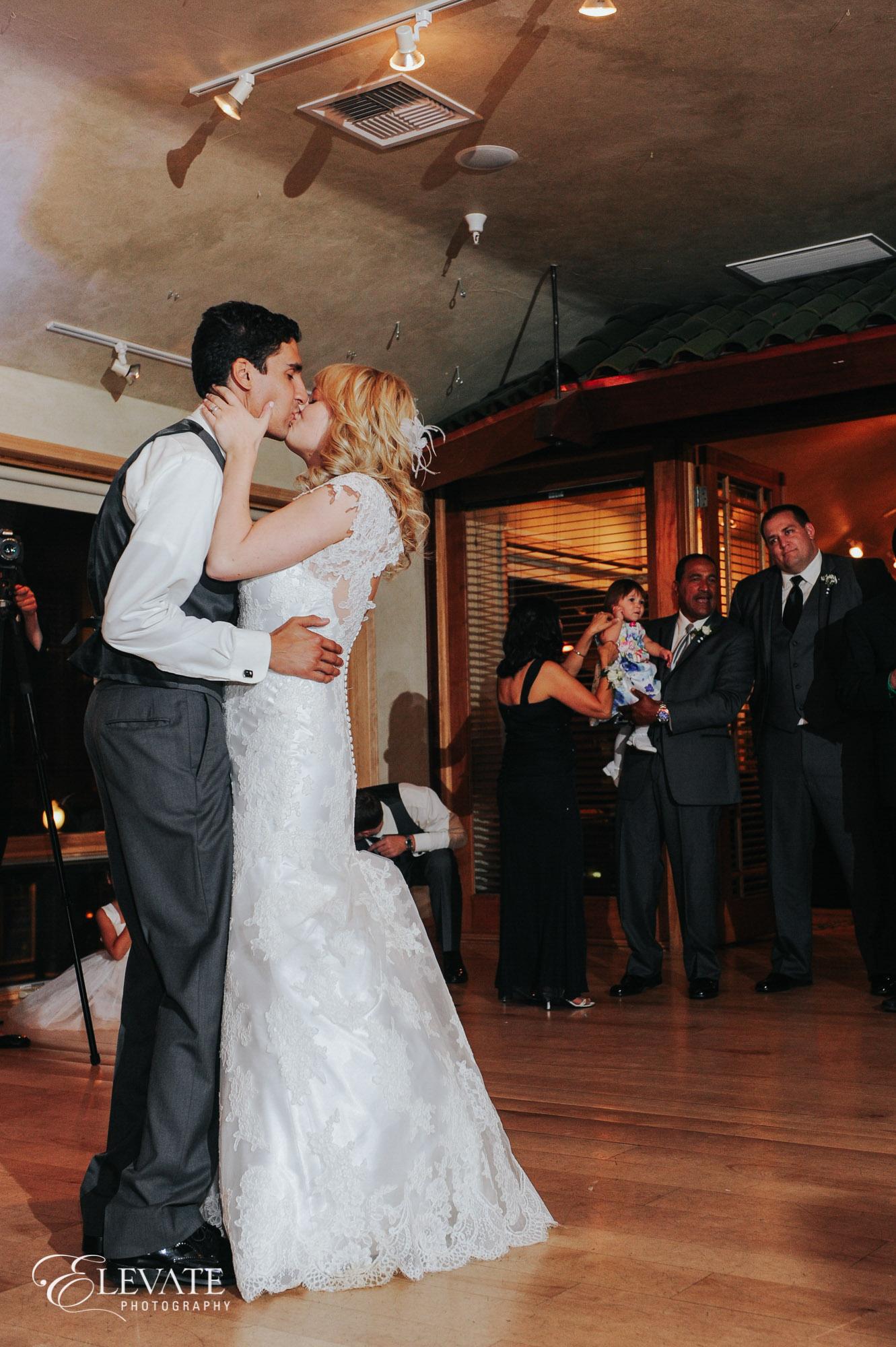 Wedding Reception First Dance