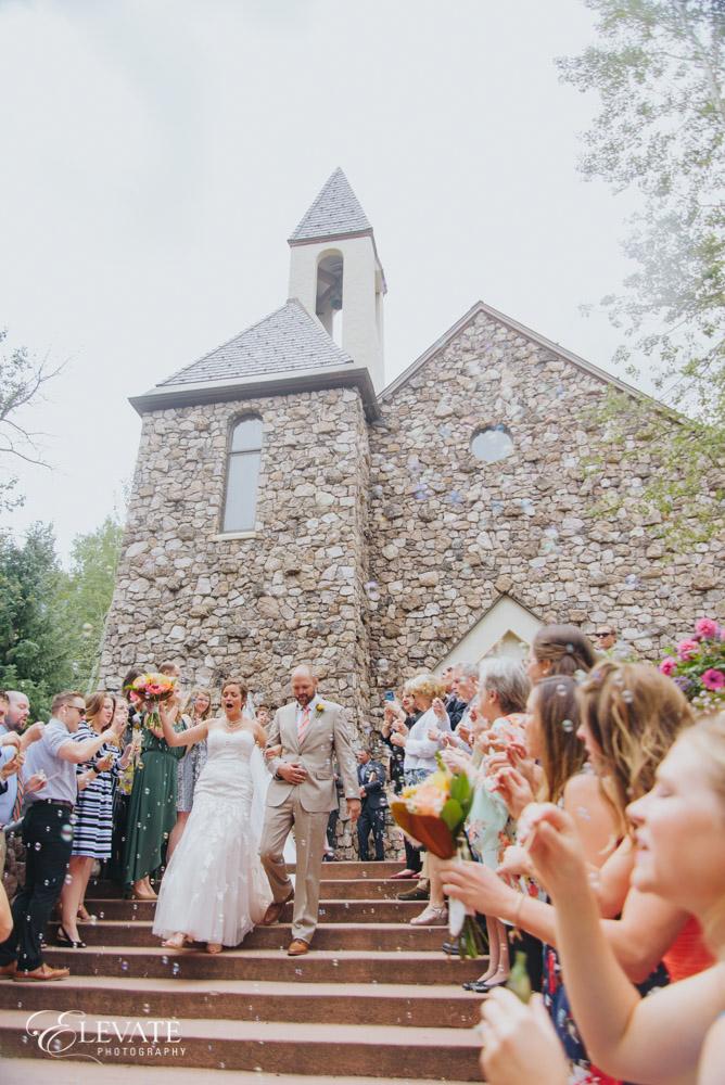 steps Beaver Creek Chapel