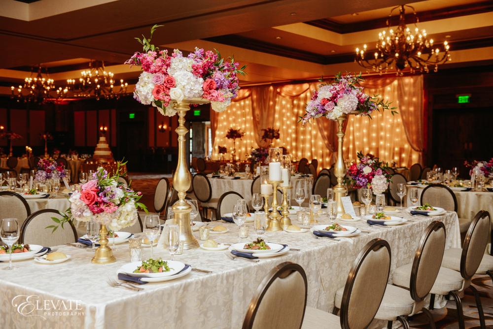 reception details ritz carlton