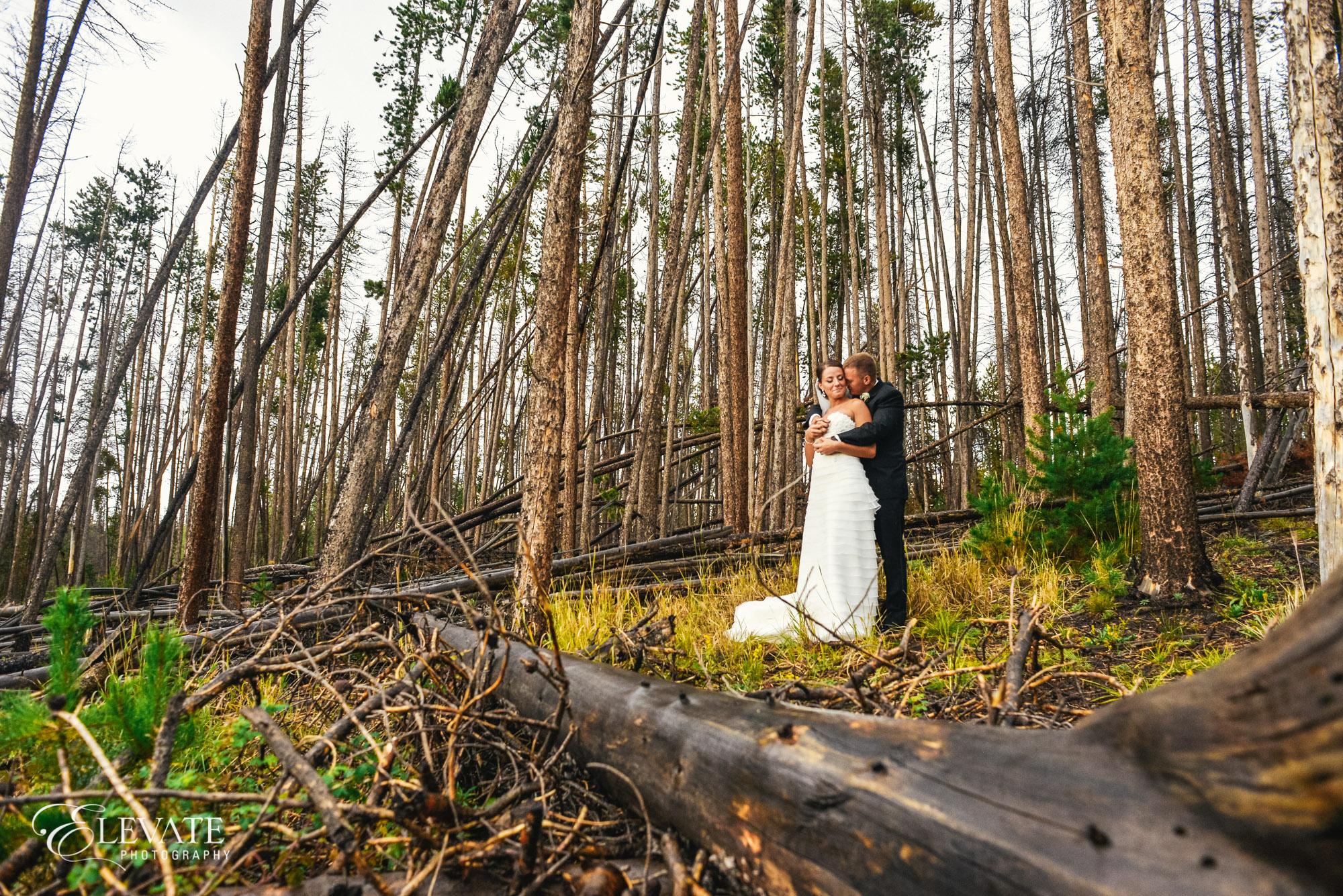 bride woods mountain