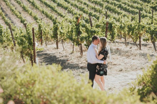 vineyard engagement california