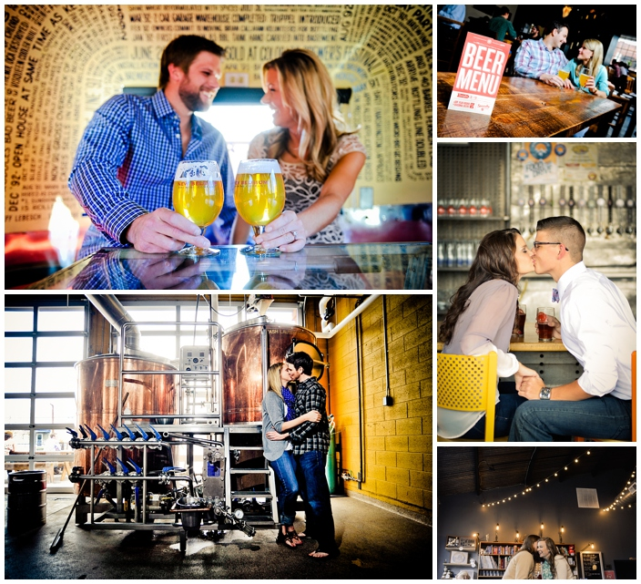 brewery engagements denver