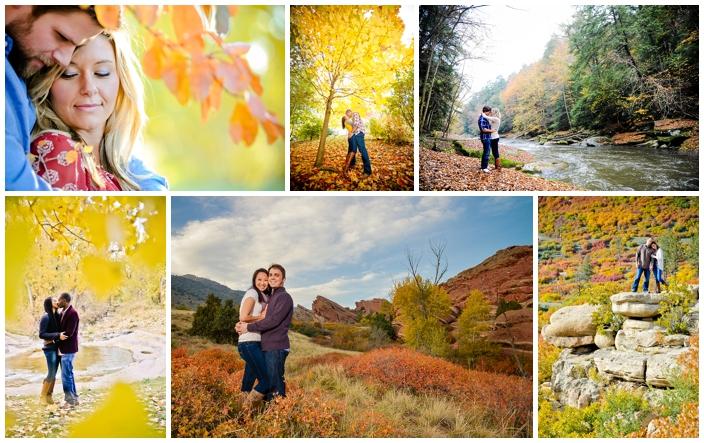 Fall in Rockies