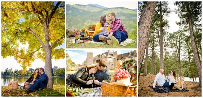 picnic engagement