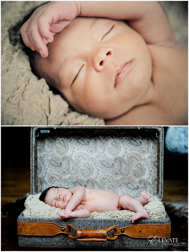 cute newborn portraits