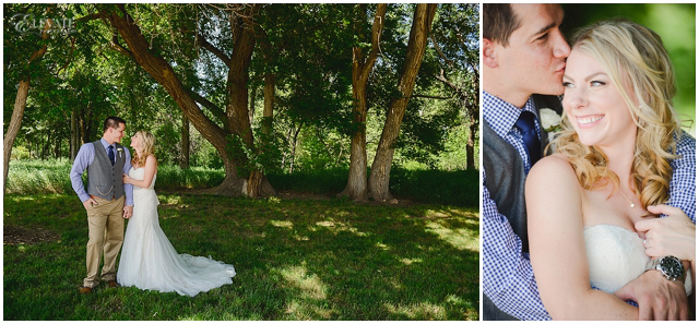 Denver Botanic Gardens at Chatfield Wedding Photos_0012