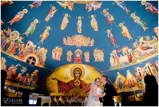 Greek Assumption Cathedral Wedding Photos_0022
