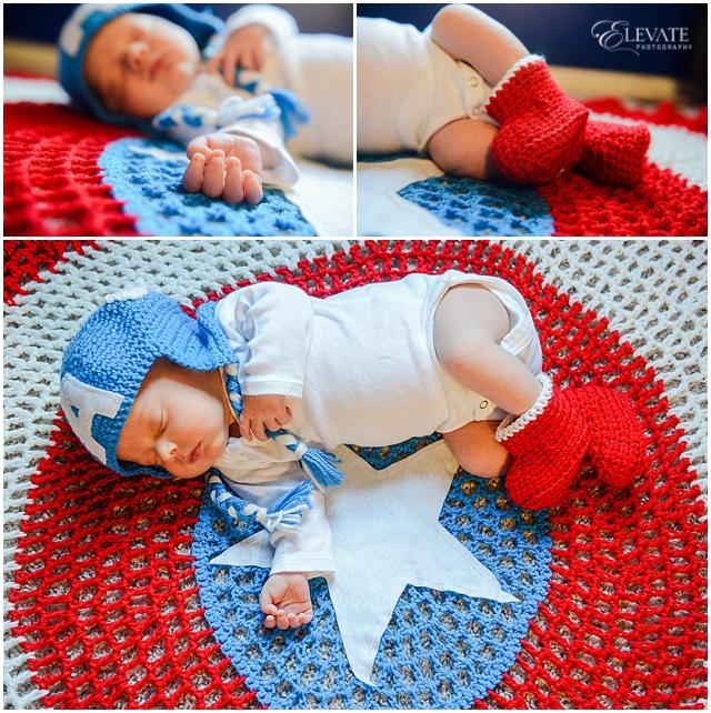 Super Hero Newborn Photos_0002