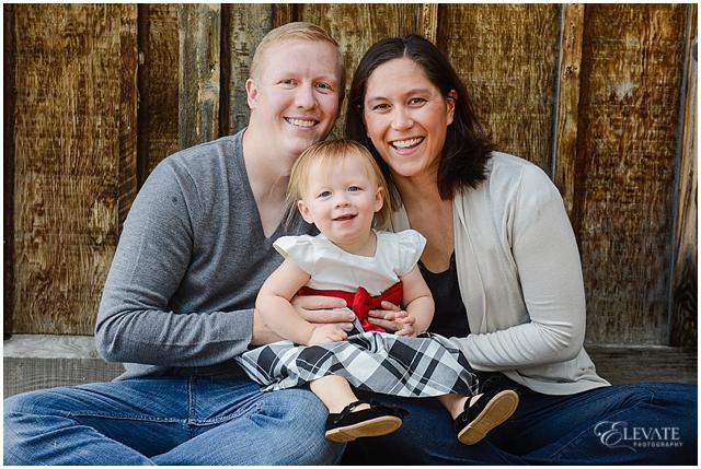 Fall & Winter Family Photos