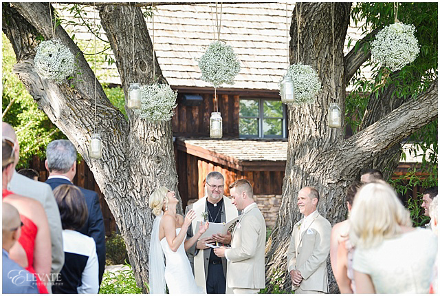 Josh Laura Spruce Mountain Guest Ranch Wedding Photos