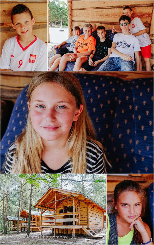 Camp Portraits