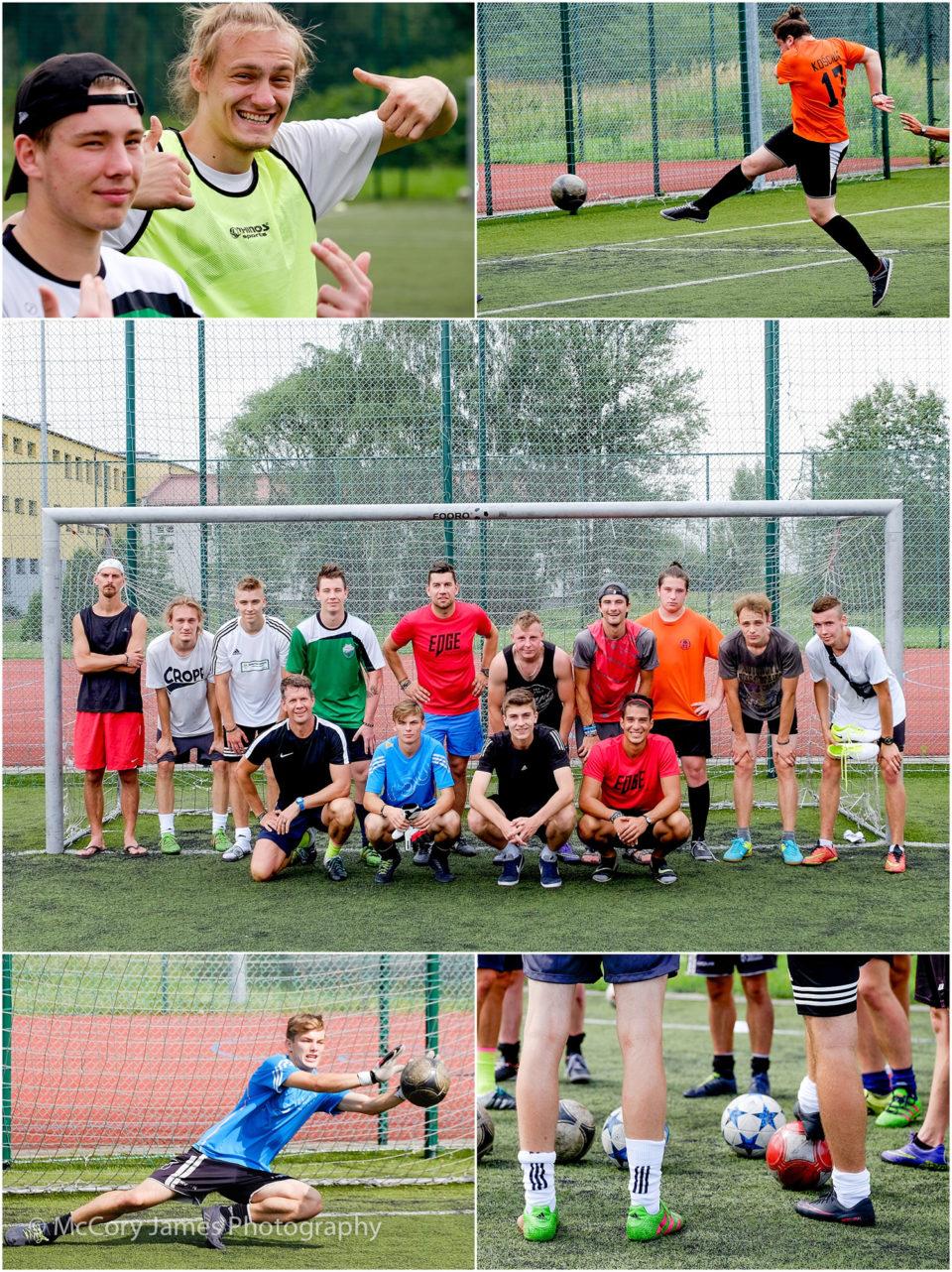Edge Soccer Camp