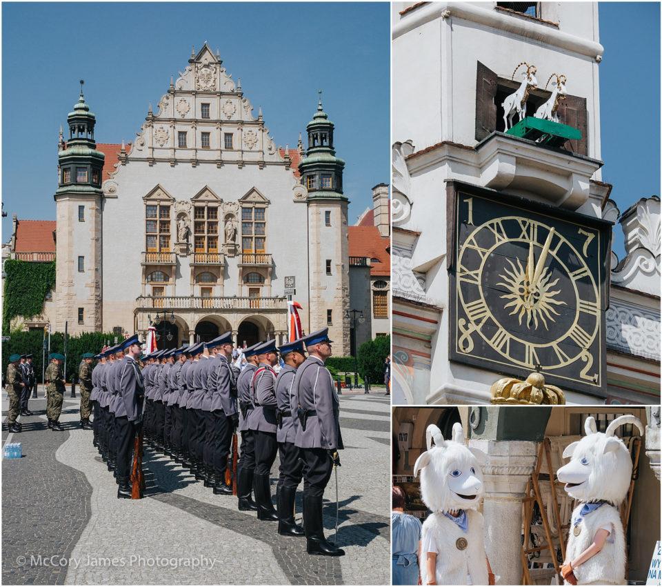 Scenes from Poznan