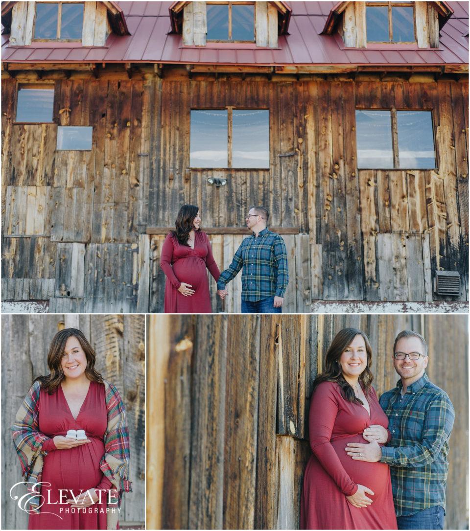 Alderfer Ranch Park Maternity Photos