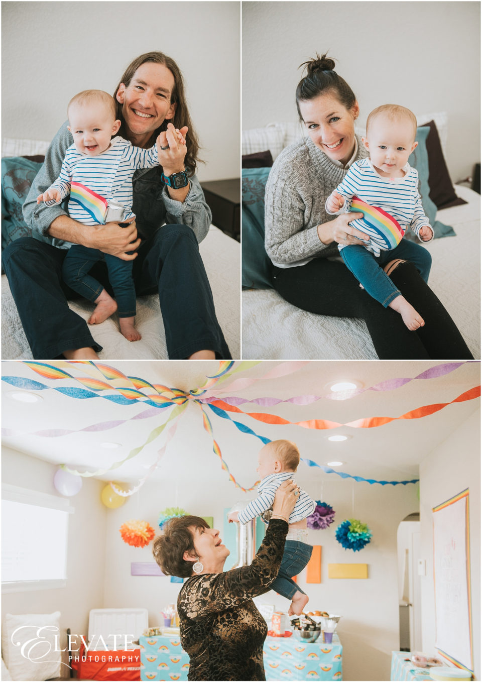 Denver First Birthday Party