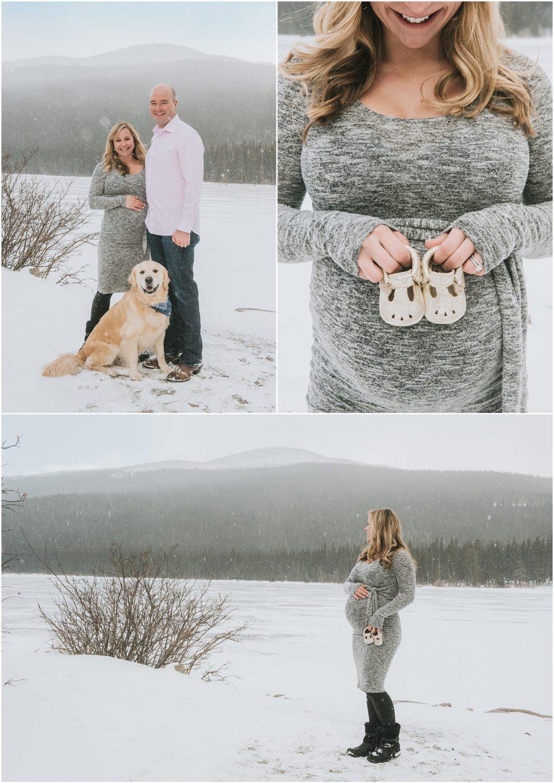 Echo Lake Park Maternity Photos