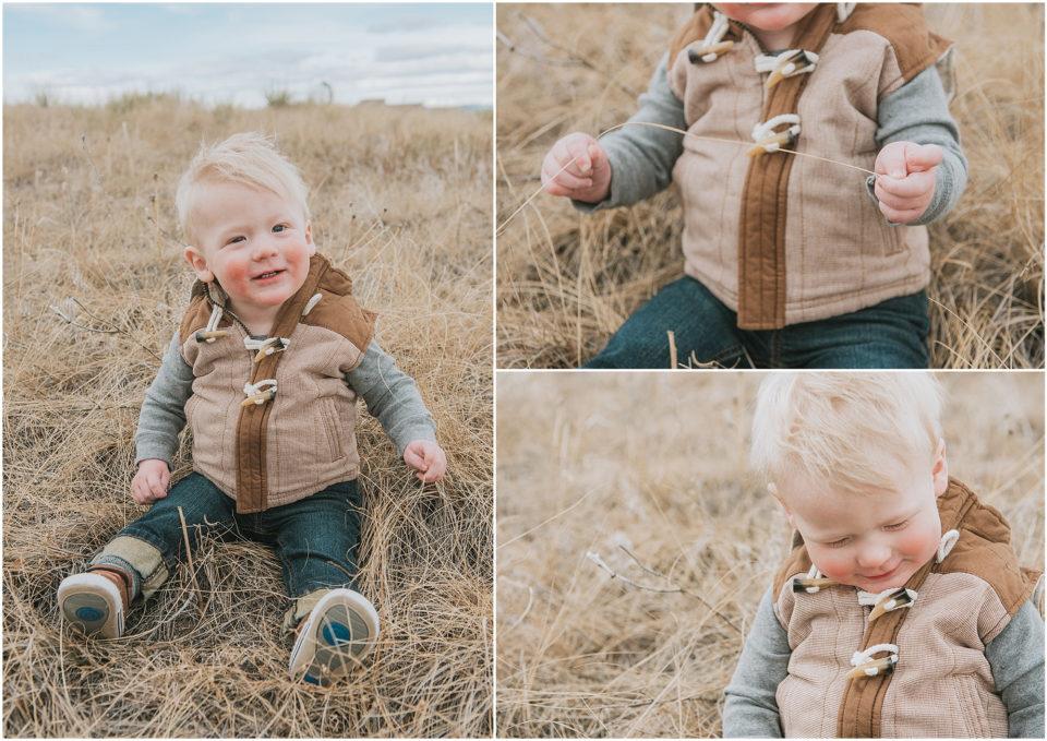 One Year Old Birthday Photos