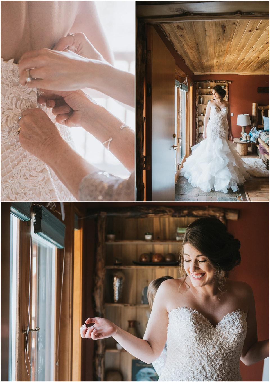 Black Canyon Inn & Twin Owls Steakhouse Wedding Photos