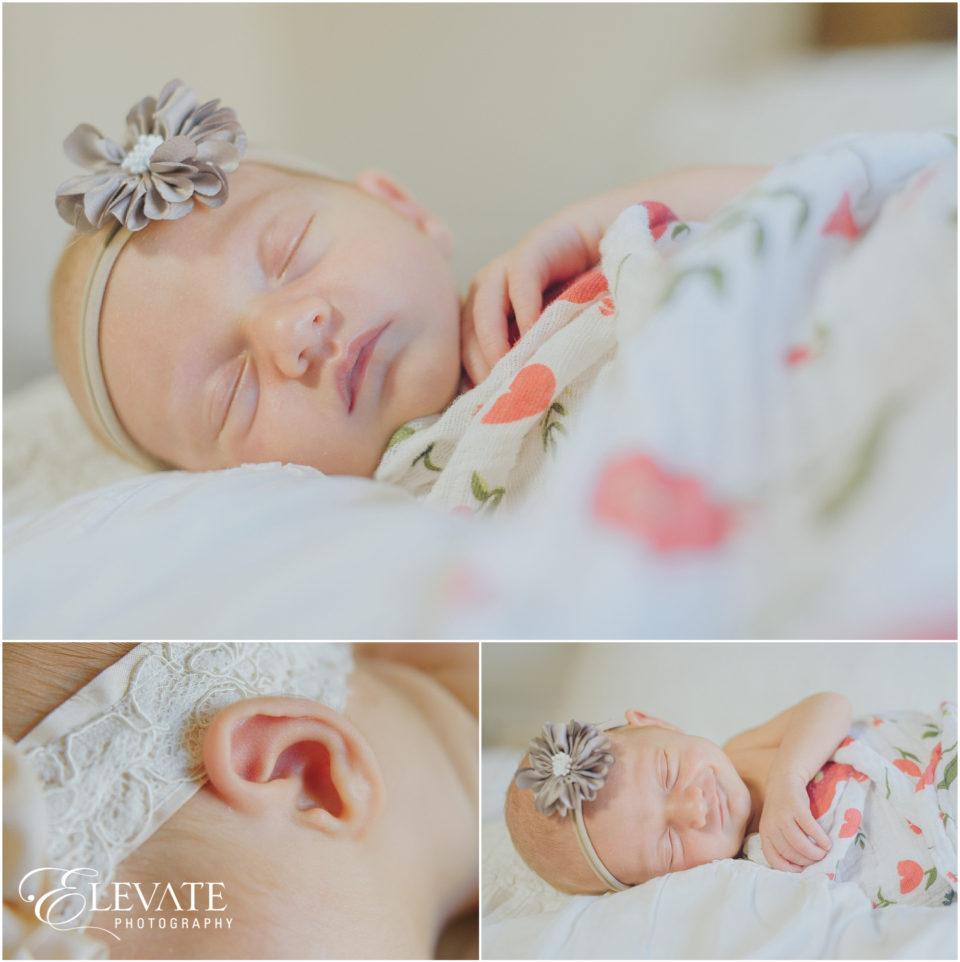 Downtown Denver Newborn Photos