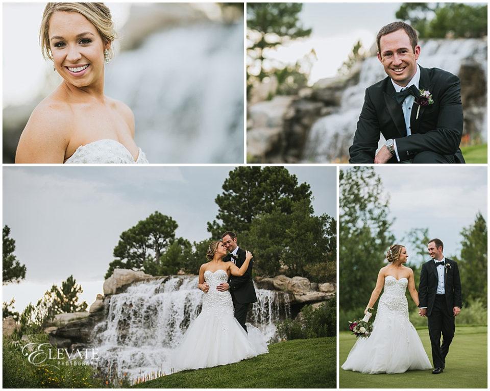 The Sanctuary Golf Course Wedding Photos