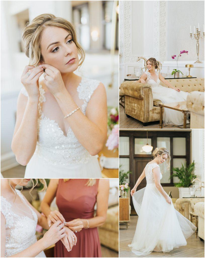bride wedding dress cooper lounge