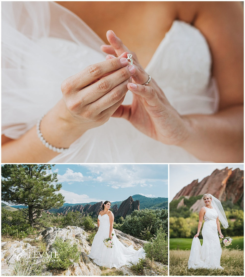 Arrowhead Golf Course Wedding Photos