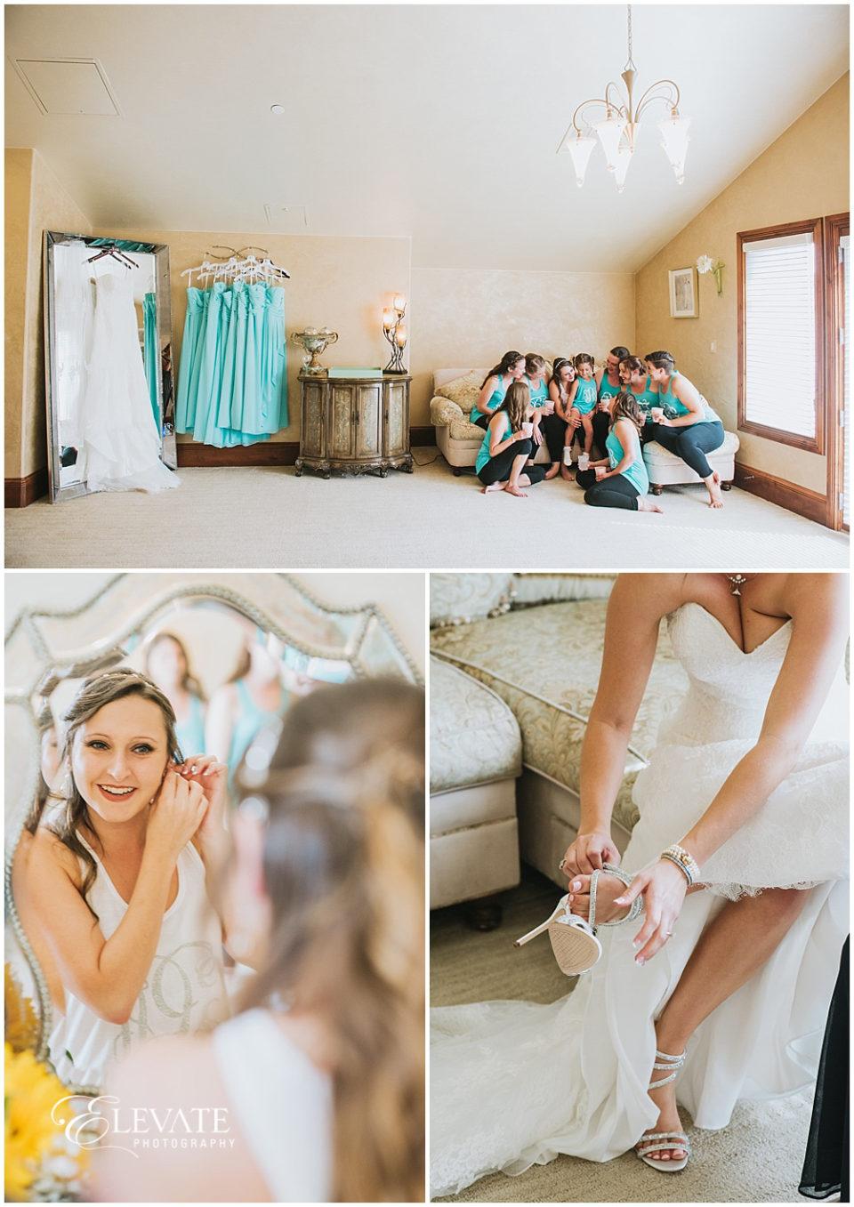 Cielo at Castle Pines Wedding Photos
