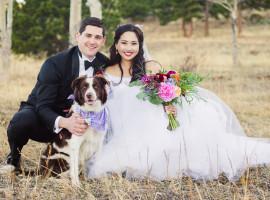 Mary's Lake Lodge Wedding