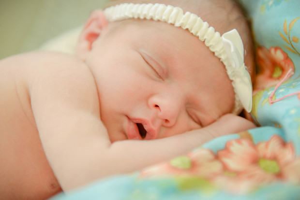 Denver Newborn Photo