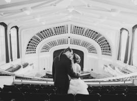 macky auditorium wedding photos