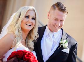 Grand Hyatt downtown Denver wedding