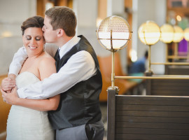 union station denver wedding photos