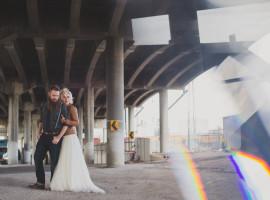 road trip wedding photos
