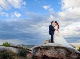 Red Rocks Country Club Wedding