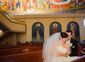 Greek Orthodox Assumption Cathedral Wedding