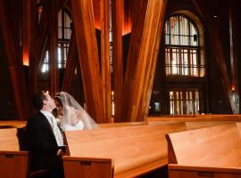 our lady of loreto wedding photos