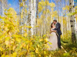 vail colorado wedding pictures