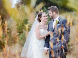 Estes Park Fall Wedding Photos
