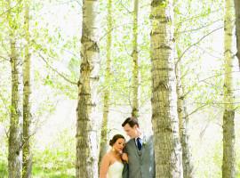 Black Canyon Inn Estes Park Wedding Photos
