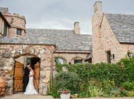 Cherokee Ranch and Castle Wedding Photos