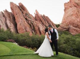 arrowhead colorado wedding photos