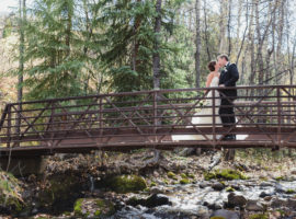 beaver creek chapel wedding photos