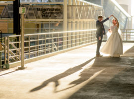 Four seasons denver wedding photos