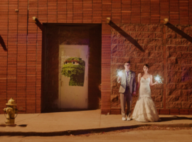 space gallery wedding photos