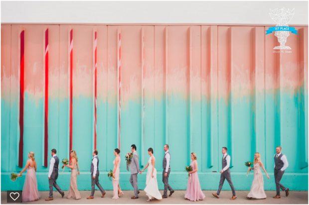 Shoot and share winner, Denver wedding party, colorado wedding, denver wedding