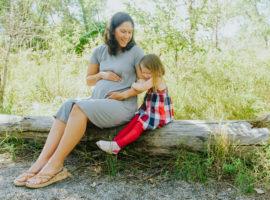 South Mesa Trail Maternity photos