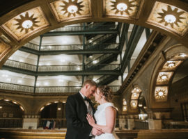 The Brown Palace Wedding Photos